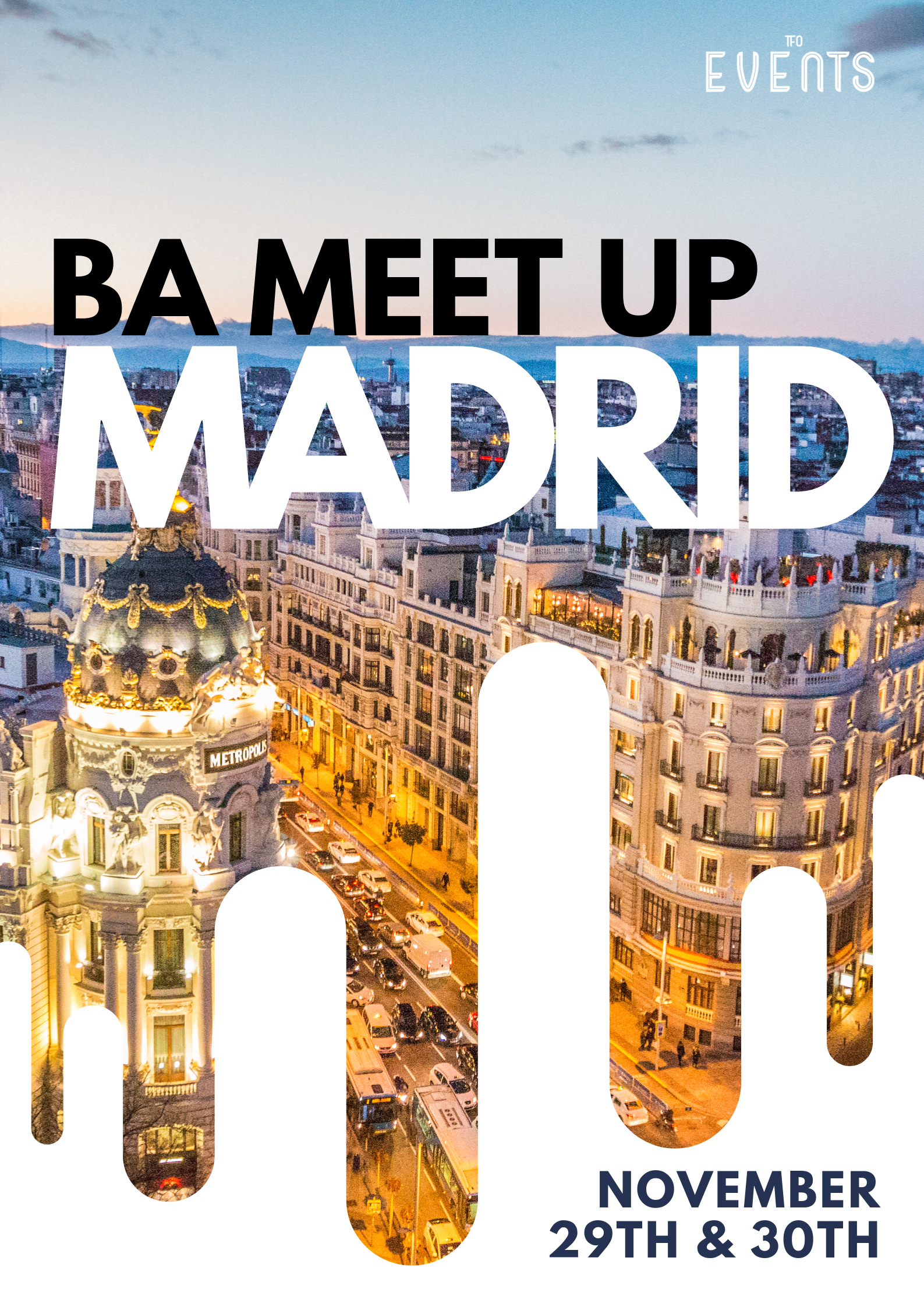 BA Meet Up Madrid