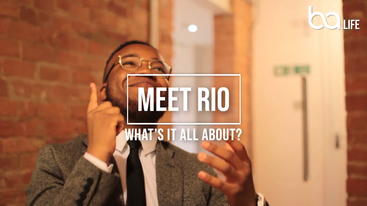 Meet Rio: What it's all about