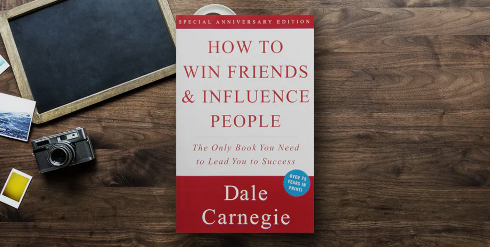 BA Speed Read #7: How to Win Friends and Influence People