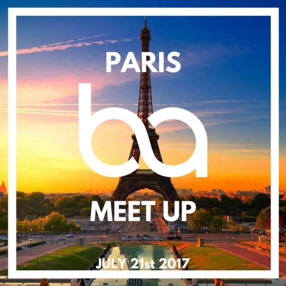 BA MEETUP PARIS 2017