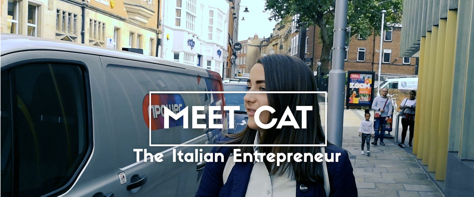 Meet Cat: The Italian Entrepreneur