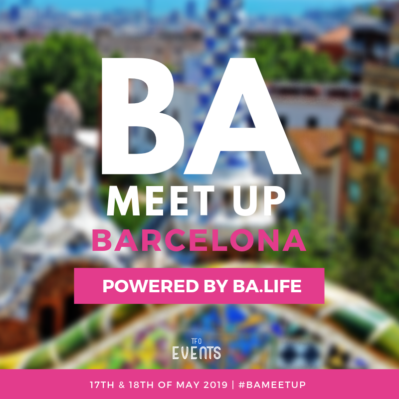 BA meet up Barcelona