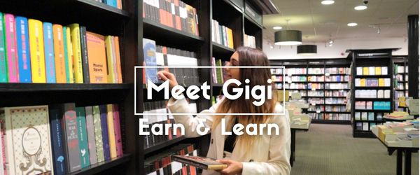 Meet Gigi: Earn & Learn
