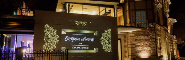 European Awards in Paris