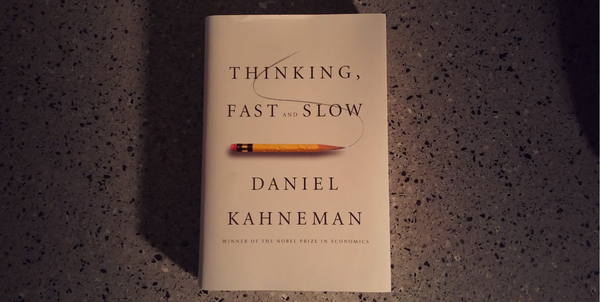 SPEED-READ #3: Thinking, Fast and Slow