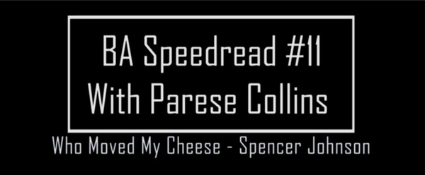 BA Speedread #11 with Parese