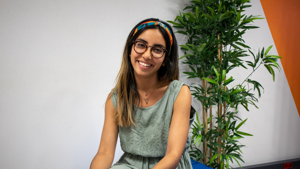 Meet Myriam: Learning and having fun