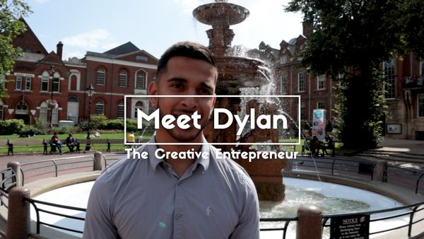 Meet Dylan: The Creative Entrepreneur